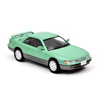 Norev Nissan Silvia S13 1988 - Light Green Metallic 1:43