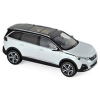 Peugeot 5008 GT 2016 - Pearl White 1:43