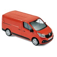 Renault Trafic 2014 - Red 1:43