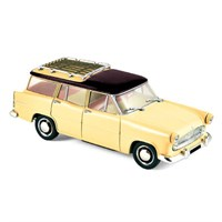 Norev Simca Vedette Marly 1957 - Yellow/Black 1:43