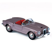 Lancia Aurelia B24 Spider 1954 - Dark Grey 1:43