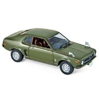 Norev Mitsubishi Galant FTO GSR 1973 - Light Green 1:43