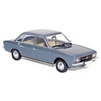Norev Volkswagen K70 1970 - Light Blue Metallic 1:43