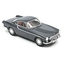 Norev Volvo P1800 1963 - Grey Metallic 1:43