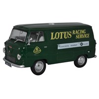 Ford 400E Van Lotus - 1:43