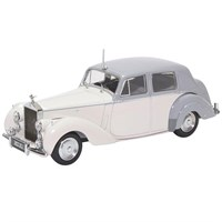Oxford Rolls Royce Silver Dawn - Grey 1:43