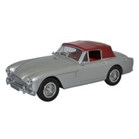 Oxford Aston Martin DB2 Mk3 - Snow Shadow Grey 1:43