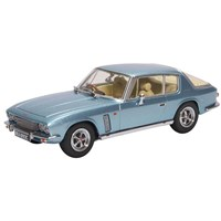 Oxford Jensen Interceptor Mk1 - Crystal Blue 1:43