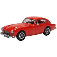 Oxford AC Aceca - Red 1:43