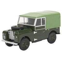 Oxford Land Rover Series 1 - Bronze Green 1:43