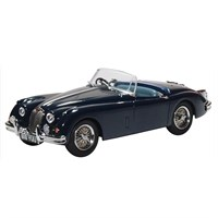 Oxford Jaguar XK150 Roadster - Indigo Blue 1:43
