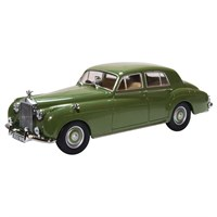 Oxford Rolls-Royce Silver Cloud I - Smoke Green 1:43
