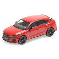 Minichamps Audi RSQ3 2019 - Red Metallic 1:43