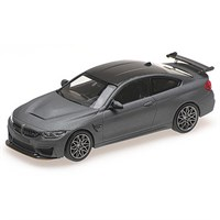 Minichamps BMW M4 GTS 2016 - Matt Grey 1:43