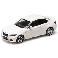 Minichamps BMW M2 Competition 2019 - White 1:43