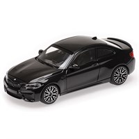 Minichamps BMW M2 Competition 2019 - Black Metallic 1:43