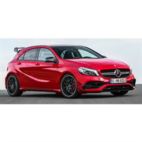 Minichamps Mercedes-AMG A45S 2019 - Red 1:43
