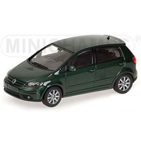 Minichamps Volkswagen Golf Plus 2004 - Dark Green 1:43