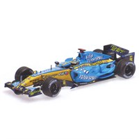 Renault F1 R26 - 1st 2006 Japanese Grand Prix - #1 F. Alonso 1:43