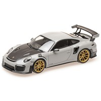Minichamps Porsche 911 GT2 RS 2018 - Chalk 1:43