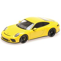 Minichamps Porsche 911 GT3 Touring 2018 - Yellow 1:43