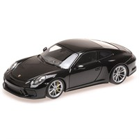 Minichamps Porsche 911 GT3 Touring 2018 - Black 1:43