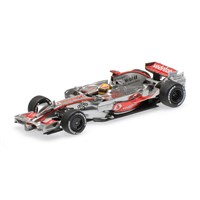 McLaren MP4/23 - 2008 Brazilian Grand Prix - #52 L. Hamilton 1:43