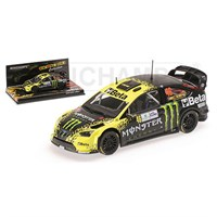 Ford Focus WRC - 2nd Monza Rally 2009 - #46 V. Rossi 1:43