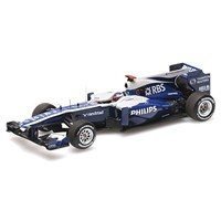 Minichamps Williams FW32 - 2010 - #9 R. Barrichello 1:43