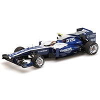 Minichamps Williams FW32 - 2010 - #10 N. Hulkenberg 1:43