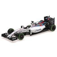 Williams FW38 - 2016 Brazilian Grand Prix - #19 F. Massa 1:43
