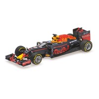 Minichamps Red Bull RB12 - 2016 Russian Aero Shield Test - #3 D. Ricciardo 1:43