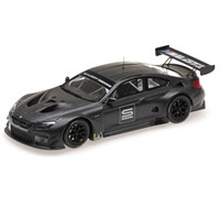 Minichamps BMW M6 GT3 - 2016 Oschersleben Test Car - 1:43