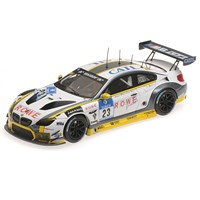 Minichamps BMW M6 GT3 - 2016 Nurburgring 24 Hours - #23 1:43