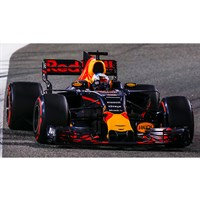 Red Bull RB13 - 2017 Bahrain Grand Prix - #3 D. Ricciardo 1:43