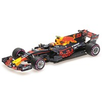 Red Bull Racing RB13 - 1st 2017 Mexican Grand Prix - #33 M. Verstappen 1:43