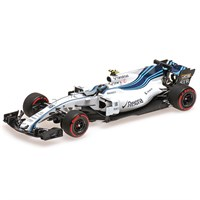 Minichamps Williams FW40 - 2017 Abu Dhabi Grand Prix - #18 L. Stroll 1:43