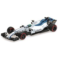 Minichamps Williams FW40 - 2017 Abu Dhabi Grand Prix - #19 F. Massa 1:43