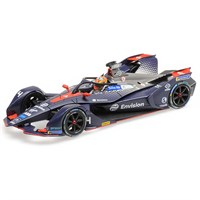 Minichamps Virgin - 2018-2019 Formula E Season 5 - #4 R. Frijns 1:43