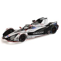 Minichamps Dragon - 2018-2019 Formula E Season 5 - #6 M. Gunther 1:43