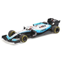 Minichamps Williams FW42 - 2019 - #63 G. Russell 1:43