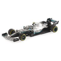 Minichamps Mercedes F1 W10 - 2019 Chinese Grand Prix - #77 V. Bottas 1:43