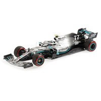 Minichamps Mercedes F1 W10 - 2019 British Grand Prix - #77 V. Bottas 1:43