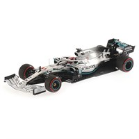Minichamps Mercedes F1 W10 - 2019 German Grand Prix - #44 L. Hamilton 1:43