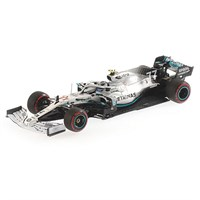 Minichamps Mercedes F1 W10 - 2019 German Grand Prix - #77 V. Bottas 1:43