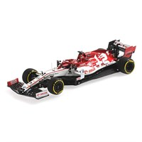 Minichamps Alfa Romeo C39 - 2020 Launch Car - #7 K. Raikkonen 1:43