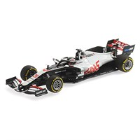 Minichamps Haas VF-20 - 2020 Launch Car - #20 K. Magnussen 1:43