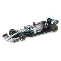 Minichamps Mercedes F1 W11 - 2020 Launch Car - #44 L. Hamilton 1:43
