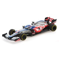 Minichamps Williams FW43 - 2020 Launch Car - #63 G. Russell 1:43