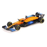 Minichamps McLaren MCL35 - 2020 Launch Car - #55 C. Sainz Jnr 1:43